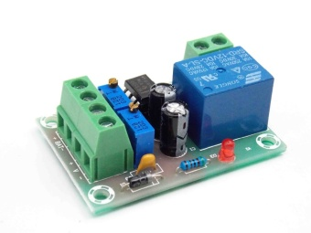 XH-M601 battery charging control board 12V intelligent charger power control panel automatic charging power - intl - 3