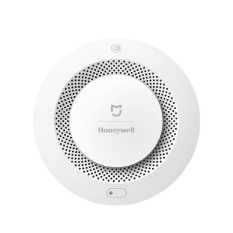 Xiaomi Mijia Honeywell Smart Fire Alarm Smoke Detector Alarm, Work with Multifunctional Gateway (CA1001) Mihome APP Control - intl