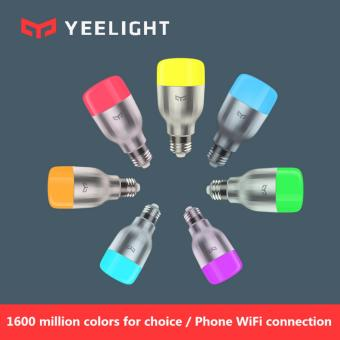 Xiaomi Yeelight Mi LED Bulb Brightness Color Smart Control