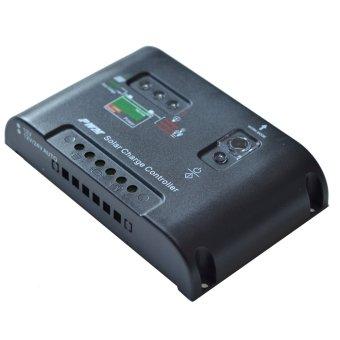 Y-SOLAR 20A Solar Panel Battery Charge Controller 12V 24V WithTimer For home System Led Lighting 20I-EC - 2