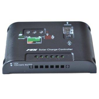 Y-SOLAR 20A Solar Panel Battery Charge Controller 12V 24V WithTimer For home System Led Lighting 20I-EC - 3