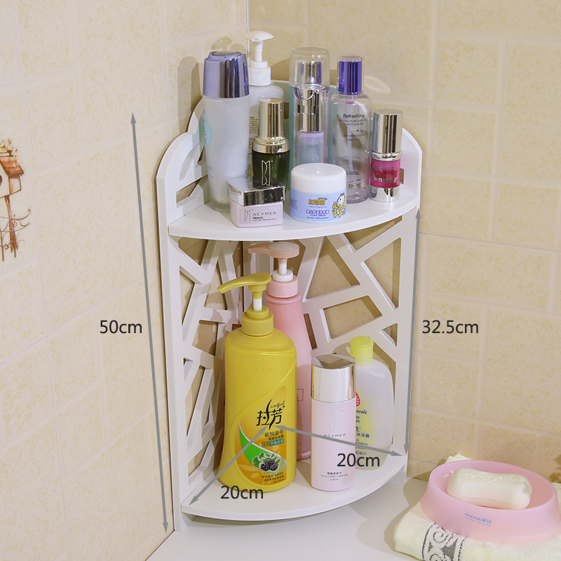 Philippines | Yachang toilet bathroom storage rack bathroom shelf ...