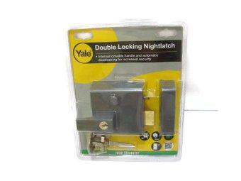 Yale Double Locking Nightlatch