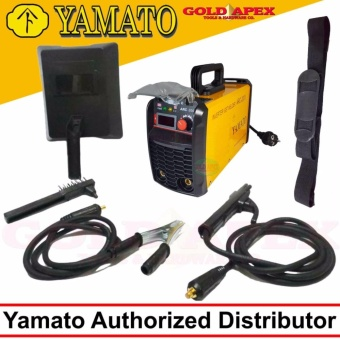 Yamato ARC-200 (VS-200A) Digital Inverter Welding Machine 200 Amps