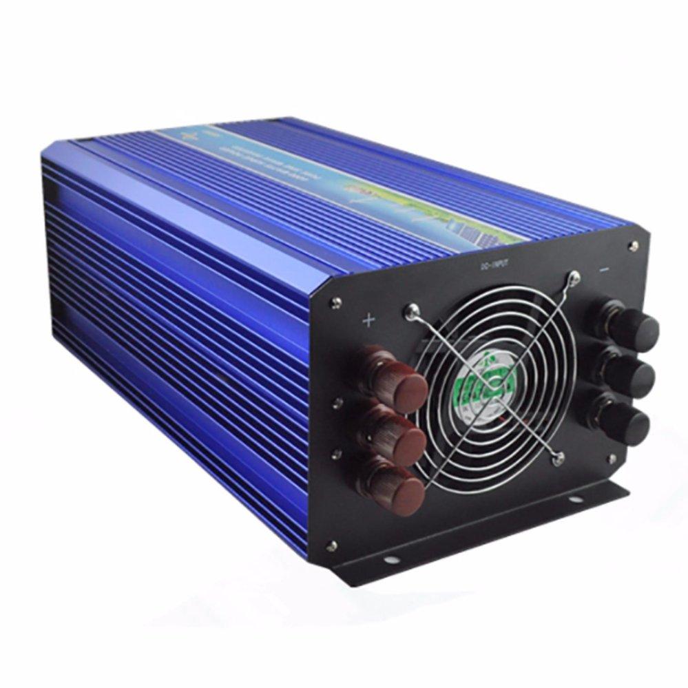 Y&H 3000W Off Grid Inverter, 12VDC To 220VAC Pure Sine Wave Solar .