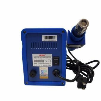 YiHUA 899D+ 2 in 1 Rework Station Hot Air Gun and Soldering Iron - 2