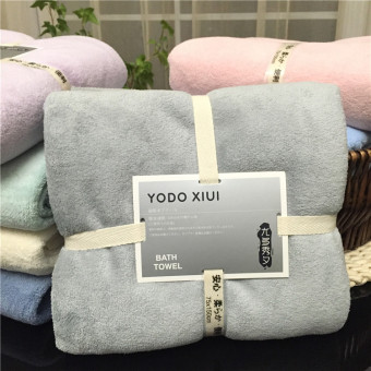 youdu xiui Japanese-style Soft Super Absorbent Towe