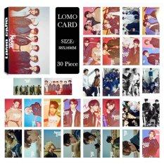 Youpop KPOP GOT7 Shopping Mall Never Ever Album LOMO Cards K-POPNew Fashion Self Made
