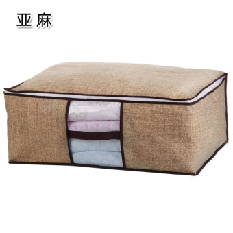 Yousiju non-woven cloth large clothing moisture organizing folders storage bag