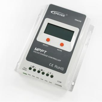 YSMART TRACER3210A 30A MPPT Solar Controller 12V 24V AUTO LCDDisplay - intl - 4
