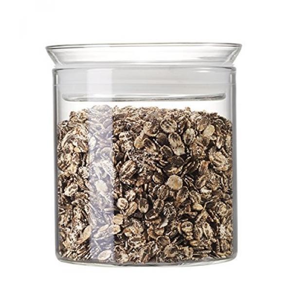 Philippines ZENS High Borosilicate Glass Storage Jar w Glass Lid