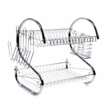 ZMB 2-Layer Dish Drainer