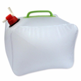 Zover Quality Easy to Carry Compact Folding Water Carrier 10LCapacity