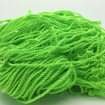 100 Pcs Durable Polyester String Multi Color Pro-poly Rope for Kids Children Yoyo Toy,Green - intl