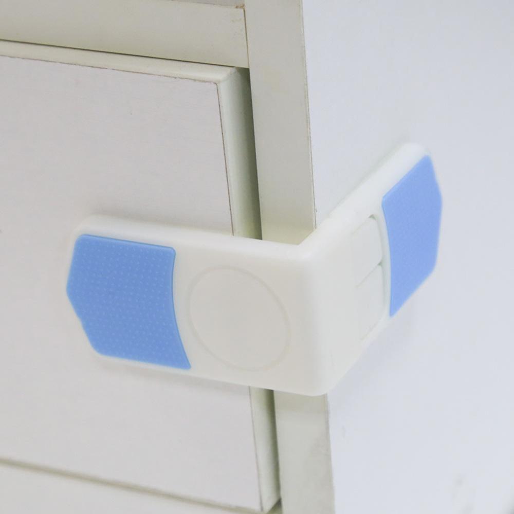 ... 10pcs Cabinet Drawer Refrigerator Toilet Door Closet Lock BabySafety    Intl ...