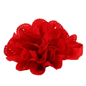 10pcs Cute Headband Hairband Flower Ears Tie Stretch Hair Accessories for Toddler Kids Baby - intl - 5