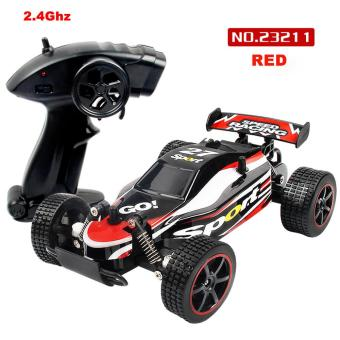 1:20 2.4GHZ 2WD Radio Remote Control Off Road RC RTR Racing Car Truck - intl