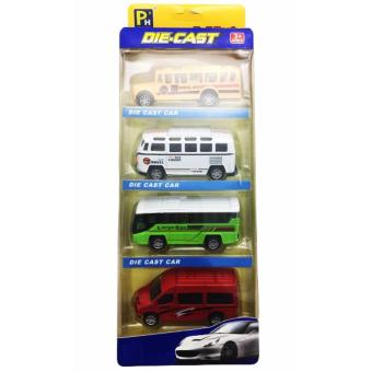 1210-4E DIE-CAST CAR