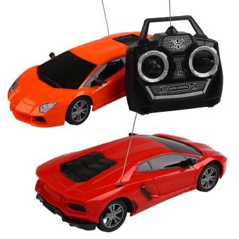 1:24 Diecast Drift Speed 4CH Radio Remote Control RC Racing Car Toy Gift - intl