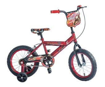 14'' Bike Disney Cars