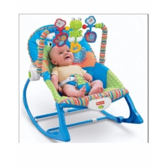 2 in 1 Fisher Price Rocker infant to toddler unisex
