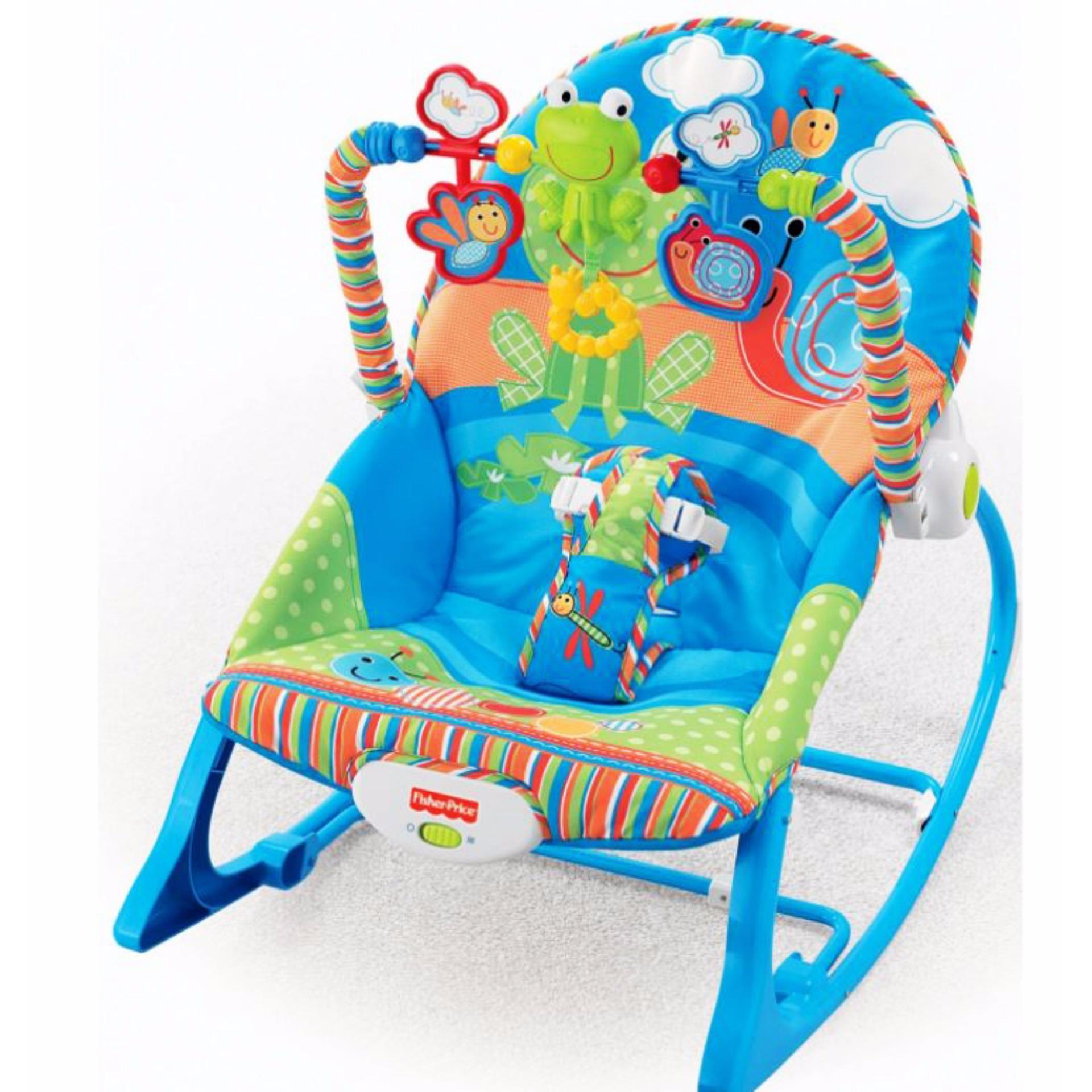 Philippines | 2 in 1 Original Fisher Price Rocker infant to toddler ...