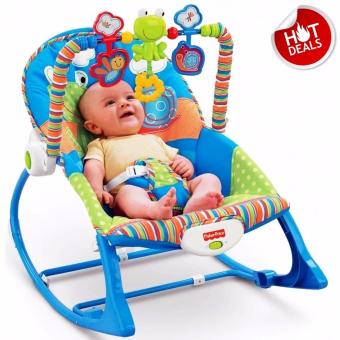 2 in 1 Original Fisher Price Rocker infant to toddler