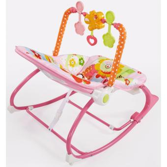 2 in 1 Original Fisher Price Rocker infant to toddler unisex - 5