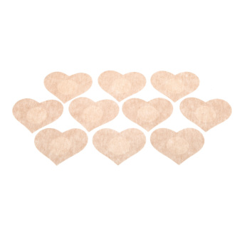 20Pcs/lot Instant Lift + Nipple Cover Lift Up Instant Breast LiftBeauty Breast Stickers Adhesive Bras Bra Stickers Lift (Intl) -Intl