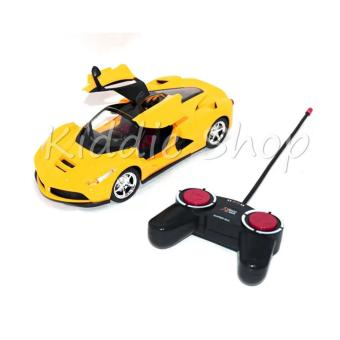 245B6 Scale 1:16 Radio Control High Speed La Famous Racing Toy Car
