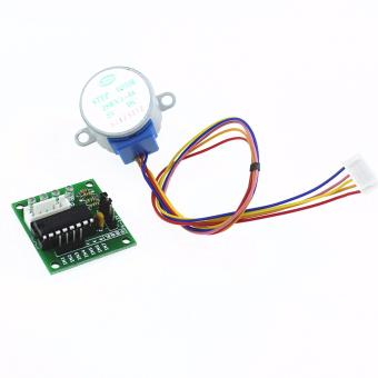 28BYJ-48 5V DC Phase Stepper Motor with ULN2003 Motor Driver Board