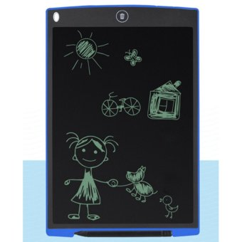 2Cool 8.5 inch Digital Flexible LCD Writing Pad Boogie board Electronic Drawing Graphics for Kids Gifts Painting Board Notepad with Stylus Memo - intl - 5