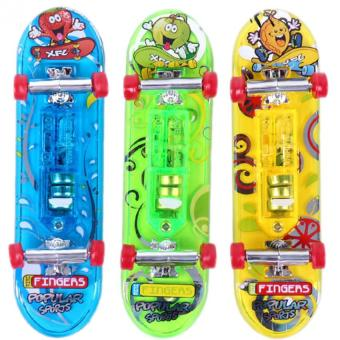 2XMini Skateboard Toys Finger Board Tech Deck Children Gifts