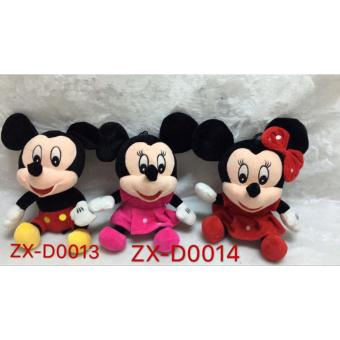 30CM Minnie Mouse doll Cute Mickey Mouse gives the child the bestgift Price Philippines