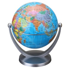 Geography puzzle toys for sale geography toys online brands 360 rotating globes earth ocean globe world geography map desktop decoration blue globe intl gumiabroncs Choice Image