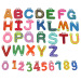 36x Cartoon Design Wooden Letters Numbers Refrigerator Fridge Magnets Kids Toys - Intl - Intl