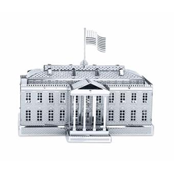 3D Metal Works Model -White House Price Philippines