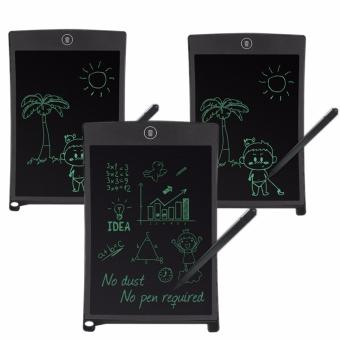 3PCS Kingdo 8.5 LCD Writing Tablet Board Office Writing Board withStylus Pen