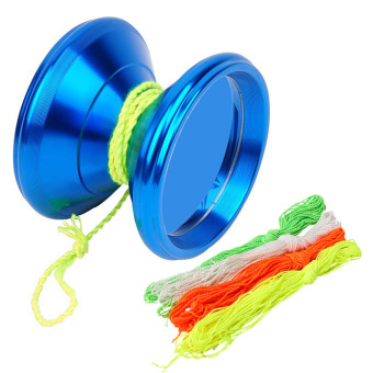 40 Yoyo String (10 Each - Florescent Lime Green Yellow Orange andWhite