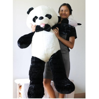 4.5ft Panda stuffed toy - 2