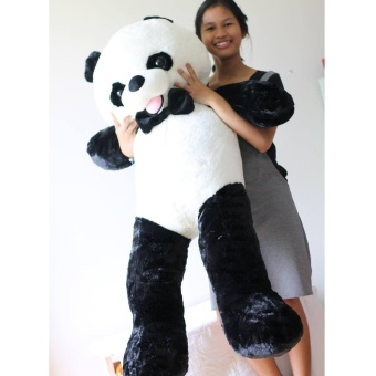 4.5ft Panda stuffed toy