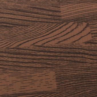 45PCS Wood Interlock EVA Foam Floor Puzzle Pad Work Gym Mat Kid Safety Play Rug - 4