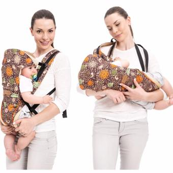 4IN 1 Multifunctional Baby Carrier - intl