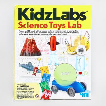 4M Kidz Labs Science Toys Lab