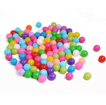 55 PCS Kids Baby Colorful Soft Play Balls Toy for Ball Pit Swim PitBall Pool