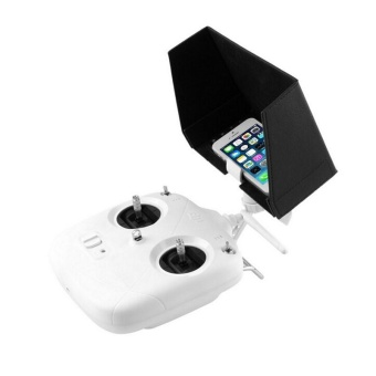 5inch Smartphone Sunshade Sun Hood for DJI Inspire 1 & Phantom3 2 FC40 - intl Price Philippines