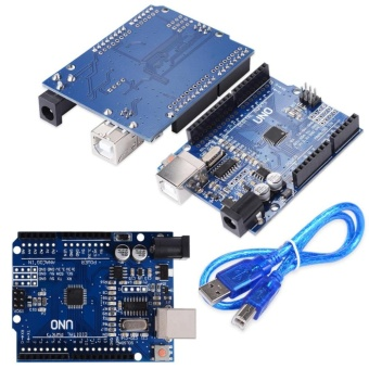 5pcs high quality UNO R3 MEGA328P for Arduino UNO R3 - intl Price Philippines