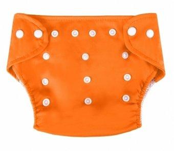 7 Color Adjustable Reusable Baby Cloth Diaper Nappy - 2