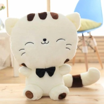 8 Styles 45cm Lovely Fortune Cat With Long Tail Plush Soft StuffedAnimals Doll Toys For Kids Gifts - intl Price Philippines