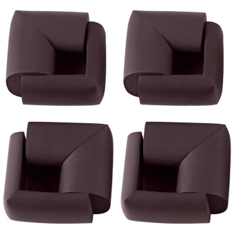 8pcs Thick Table Corner Cushion Anti-crash Baby Safety Protector -intl